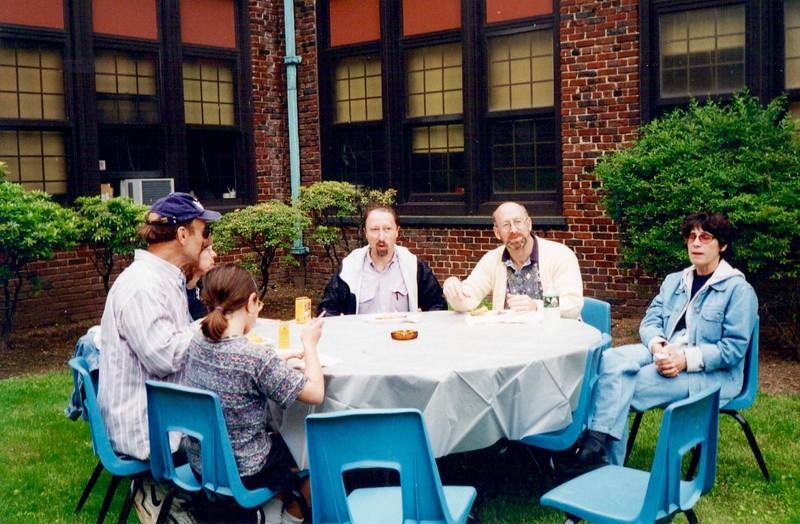DMHS Reunion 1997 Mitch & Steven Krasner Kraz