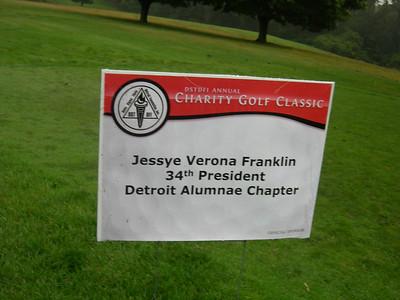 DSTDFI (Delta Sigma Theta Detroit Foundation Inc) 2008 Golf Outing