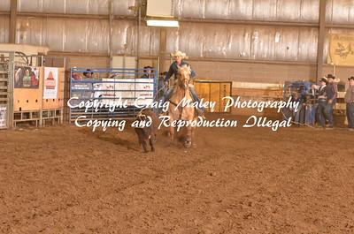 Breakaway Roping Long Go
