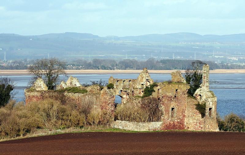 Ballinbreich Castle, Tayside