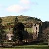 Creich castle, Mountquhanie