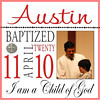 "Austin's baptism in 2010, saw this template and used it to do this for him.  Took just a few minutes and it was done..did three more for other people who were baptised the same day..did things a little different for theirs..was so easy.<br /> <br /> <br /> Great Company to look into for your family and for your business.<br /> <br /> Check out their pricing for cards and compare it to the labs that SM uses..no contest!<br /> <br /> AND you have complete customization..you can put your picture and text anywhere on the card.  You are not limited..Don't have the time to create custom cards..Check out the over 9,000 templates (which are all completely changable).<br /> <br /> Sell your lower end customers on this company and build residual income..Check out the website and look at their Income Opportunities..look at the very bottom..<br /> <br />  <a href=""http://WWW.YOURSTORYBOOKS.COM"">http://WWW.YOURSTORYBOOKS.COM</a>"