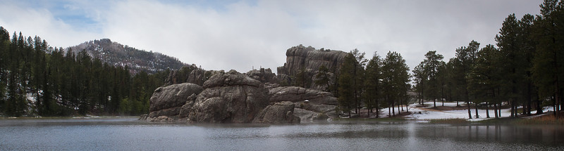 24JUNE2012<br /> <br /> Sylvan Lake.....<br /> <br /> The only break in the clouds we had happened here... we just happened to be at a great place.