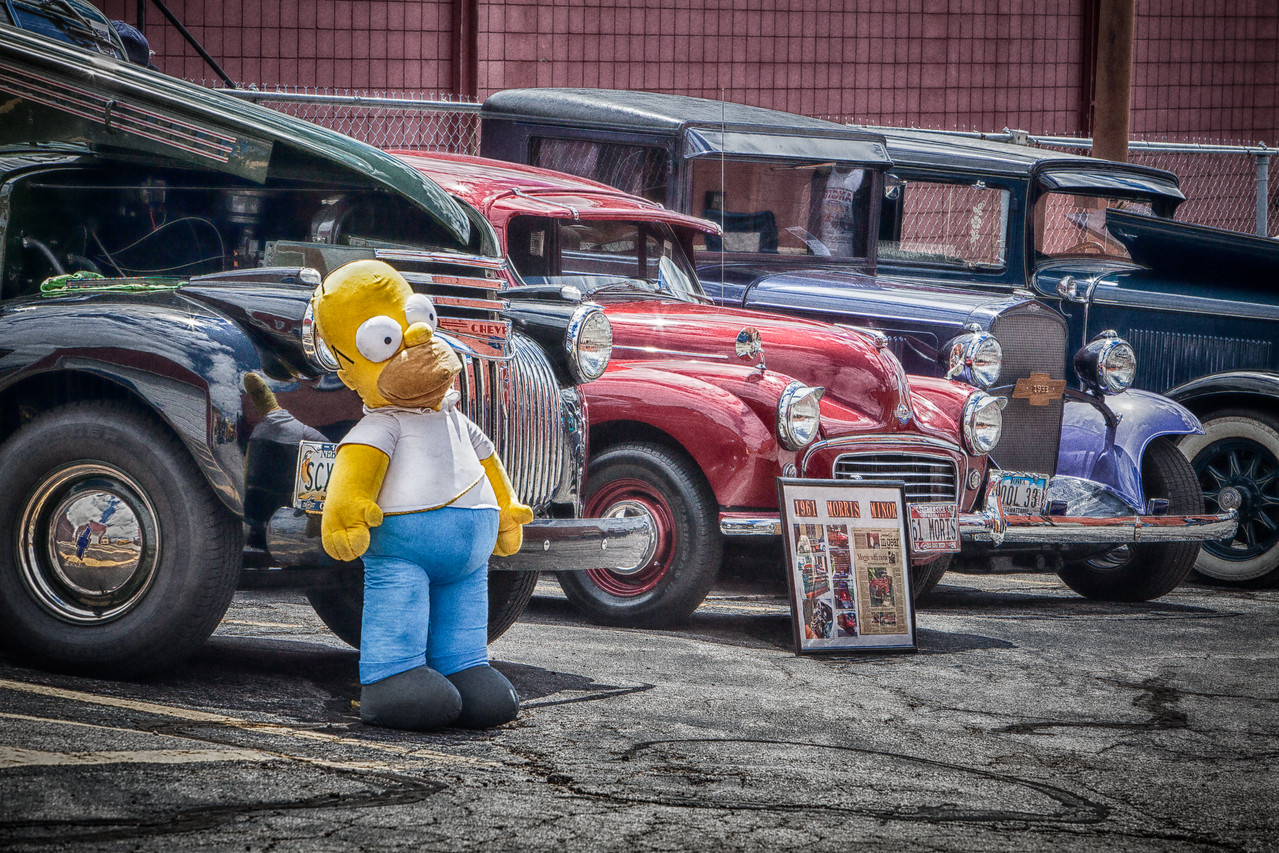 04JUN2013<br /> <br /> Car Show<br /> <br /> A view from the local car show this weekend here in Omaha Nebraska.<br /> <br /> Thanks for stoping by and looking at my work. Have a great day.