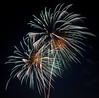 15MAR2013  Fancy Fireworks  Last years Fourth of July celebration in Ralston.  Its Friday.....yea!!