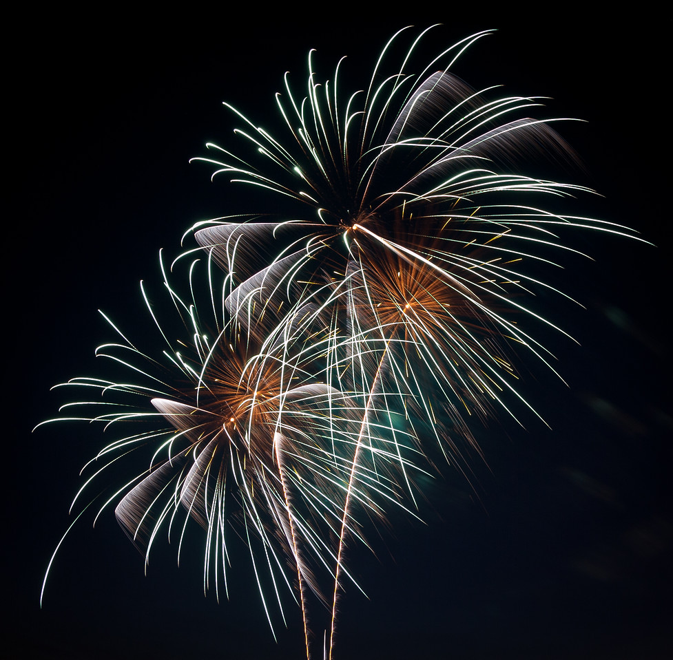 15MAR2013<br /> <br /> Fancy Fireworks<br /> <br /> Last years Fourth of July celebration in Ralston.<br /> <br /> Its Friday.....yea!!