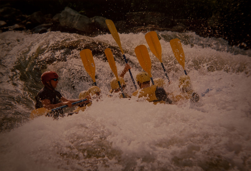29JAN2012<br /> <br /> Rafting the Qcoee River in Tennessee.....this spot is called flip rock. Like i always say....theres always that one non-conformist in the bunch......<br /> <br /> This is a shot i took a few years back......<br /> <br /> Hope you enjoy Sunday!