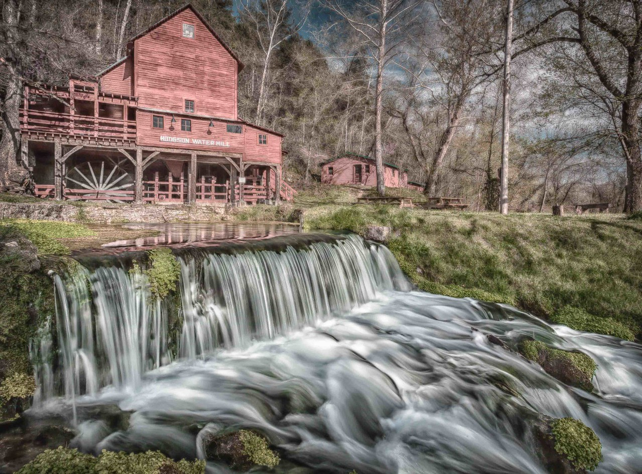 02MAY2013<br /> <br /> Hodgson Water Mill<br /> <br /> From the trip last month to Arkansas. <br /> <br /> Hope you have a great day! Thanks for the wonderful comments and for looking at my work.