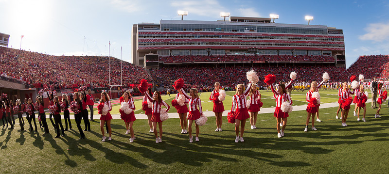 01DEC2012<br /> <br /> Big Ten Day<br /> <br /> Go Huskers!<br /> <br /> Beat those Badgers!<br /> <br /> So we can get crushed by Stanford!