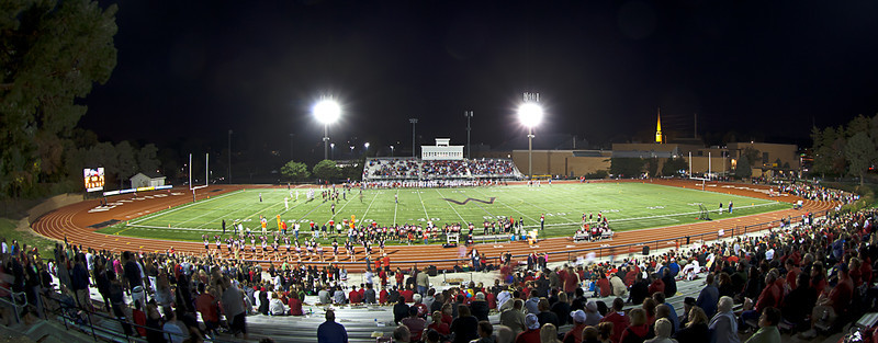 "30SEP2012<br /> <br /> Game of the Week<br /> <br /> Here in Omaha the game of the week happened for us Friday night, the Millard South Patriots against the Westside Warriors....<br /> <br /> 42-26 The Westside Warriors wins! Our helmet goes off to #63 Mr. Chad....He's the MAN! Way to play ""W"" !<br /> <br />  Sunday......A great day to be a HUSKER heading into the Badgers den!!!!!"