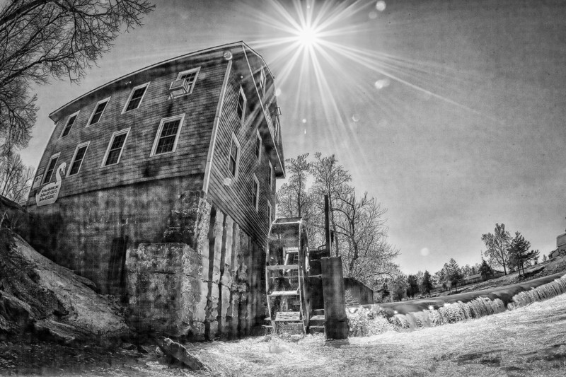 19APR2013<br /> <br /> War Eagle Mill<br /> <br /> On the tour this past weekend we were by this working Gristmill.<br /> <br /> Another HDR....four more days left on the free demo, thanks for the comments!