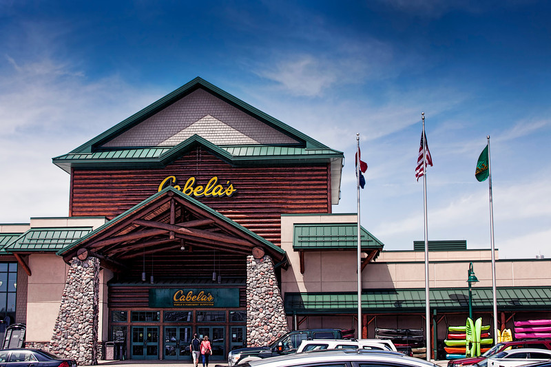 Cabelas is quickly becoming my favorite place to shop. Went there Monday and was lucky enough to buy everything on my list and then some. 4.24.13