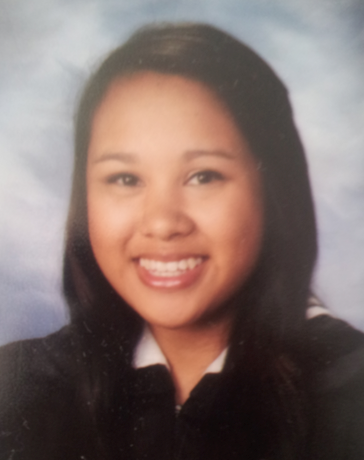. <b>Name: </b>Denice Belandres <br><b>School: </b>Bishop Montgomery High School <br><b>GPA: </b>4.5 <br><b>Activities: </b>Varsity Volleyball,ASB (student government), CSF, club volleyball <br><b>After Graduation: </b>UC San Diego; Microbiology Major <br><b>Future Career: </b>Pathologist <br><b>Parents: </b>Francisco and Nicole Belandres