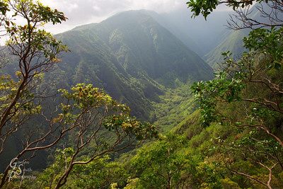 Beautiful Waihee Valley, Maui