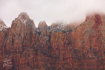 Peaks of Winter