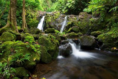 Hahalawe Falls, Maui