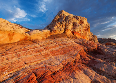 Sandstone Ignites