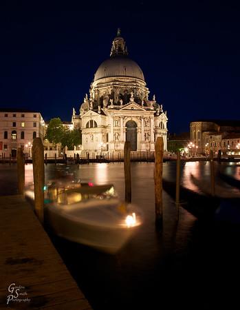 Night Water Taxi