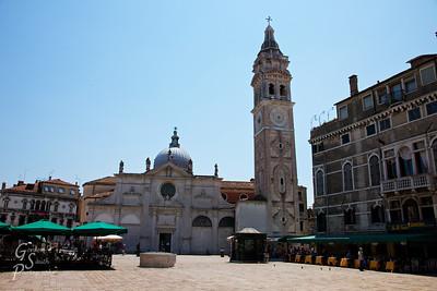 Campo Santa Maria Forsoma Cathedral