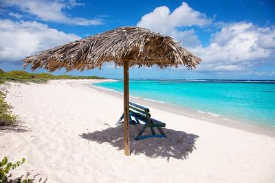 Beach Umbrella of the BVI