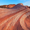 In the Fire Wave<br /> of Valley of Fire