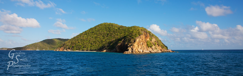 Sailing Around Peter Island