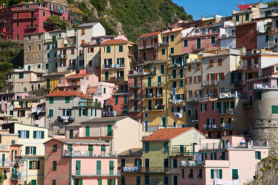 Manarola Colorful Homes