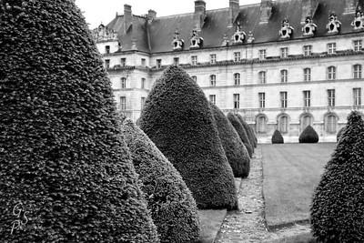 Hotel des Invalides Garden