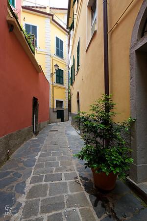 Monterosso Alleyway