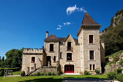 Manoir de la Malatrie a luxurious bed and breakfast along the Dordogne River