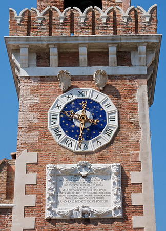 Arsenale Tower Clock
