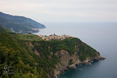 Corniglia Cliffs