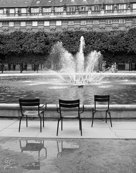 A Place For You in Paris