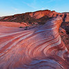 Valley on Fire<br /> Valley of Fire state park seemed like it was ON fire at sunset while I visited the fire wave.