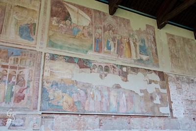 Frescos of Pisa
