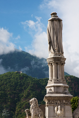 Bolzano Statue of Walther