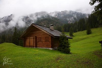 Zanes trail cabin