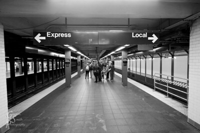 Express or Local
