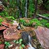 Three Waterfall Oasis