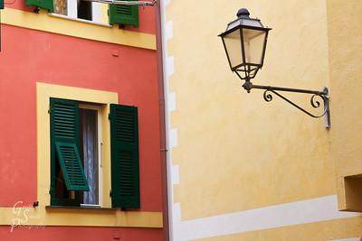 Lantern and Window