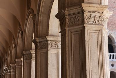 Octagonal Columns