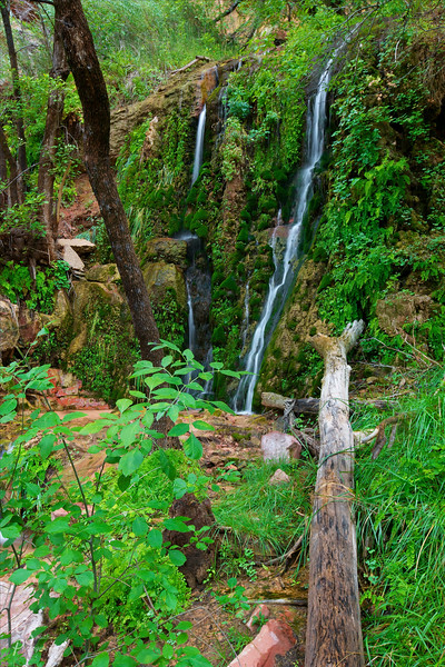 Two Springs Waterfall