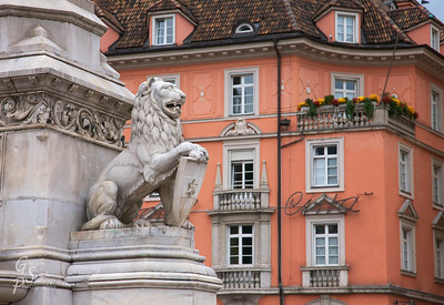 Bolzano Town Square