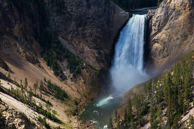 Powerful Falls