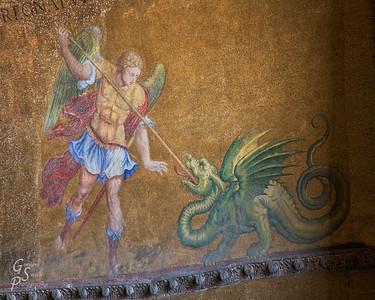 Angel Slays the Dragon