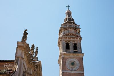 Santa Maria Formosa Tower and Cathedral Top