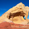 Fire Canyon Arch<br /> a spectacle of colors, curves and sheer beauty