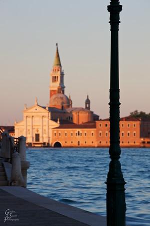 Venice Lagoon and San Giorgio Maggiore