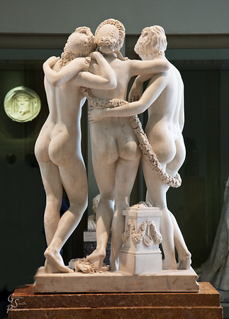 The Three Graces (Les Trois Graces)