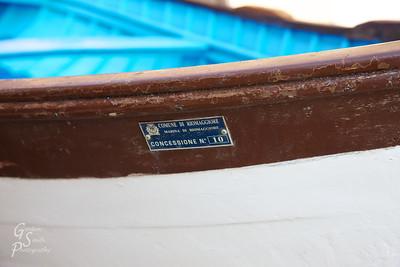 Riomaggiore Boat License
